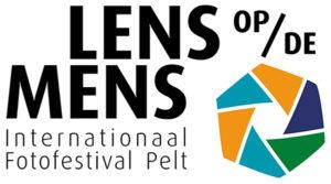 Logo Lens op de Mens