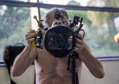 Lens op de Mens 2017 | Workshop Guy Schotte | Zwembad Dommelslag
