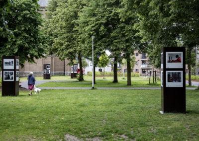 Lens op de Mens 2017 | route Lindepaadje