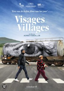 Visages Villages van Agnès Varda en JR