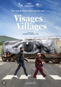 Visages Villages van Agnès Varda en JR