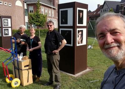 Lens op de mens 2019 | Opbouw | Grasperk Gemeentehuis