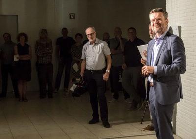Lens op de Mens 2019 | Dommelhof | Kick-off Breedbeeld | Burgemeester Frank Smeets