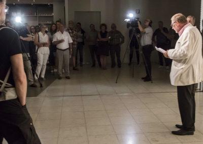 Lens op de Mens 2019 | Dommelhof | Kick-off Breedbeeld | Voorzitter Freddy Van Vlaenderen