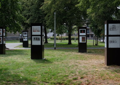 Lens op de Mens 2019 | Route | Lindepaadje