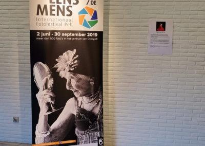 Lens op de Mens 2019 | Dommelhof | Negar Agha Ali Tari