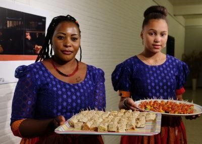 Lens op de Mens 2019 | Dommelhof | Negar Agha Ali Tari | African snacks