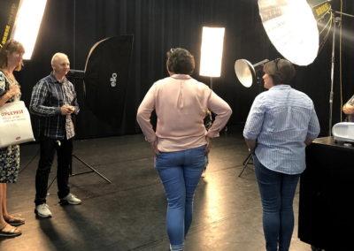 Lens op de Mens 2019   Fotocafé   demo dance photography Peter Testelmans