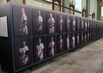 Lens op de Mens 2021 | Gasttentoonstellingen | Sint-Martinuskerk - Bert Daenen