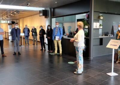 Lens op de Mens 2021 | Minister Beke | Palethe - Carine Van Gerven