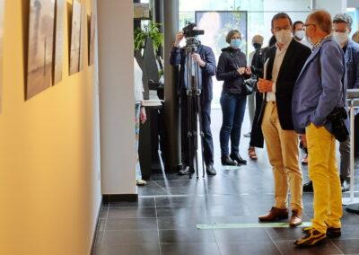 Lens op de Mens 2021 | Minister Beke | Palethe - Eddy Verloes