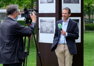 Lens op de Mens 2021 | Minister Beke | TV Limburg