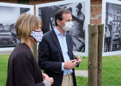 Lens op de Mens 2021 | Minister Beke | schrijft een boodschap voor 'de zorg'