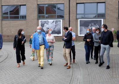 Lens op de Mens 2021 | Minister Beke | Vloeterstraat