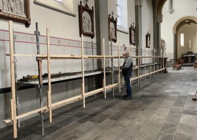 Lens op de Mens 2021 | Opbouw | Sint-Martinuskerk