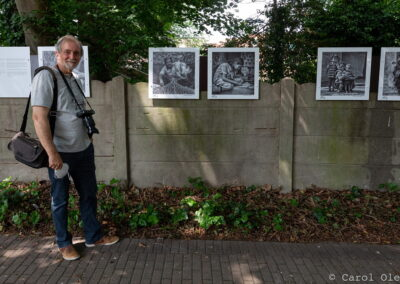 Lens op de Mens 2021 | Jury | Johan Brouwers © Carol Olerud