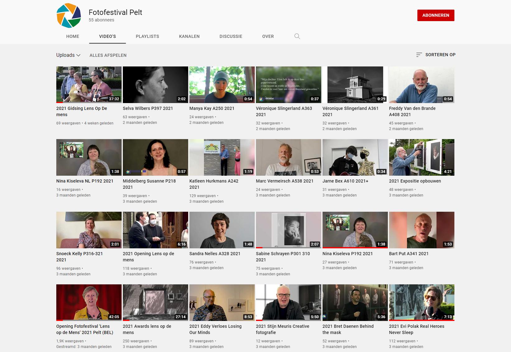 Lens op de Mens 2021 | ingezonden video's