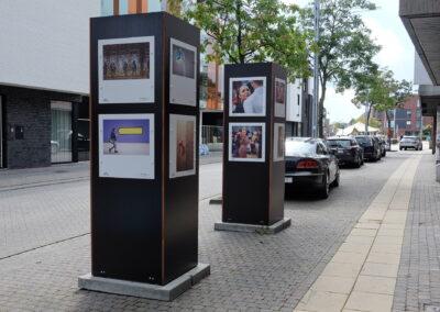 Lens op de Mens 2021 | Route | Dorpsstraat